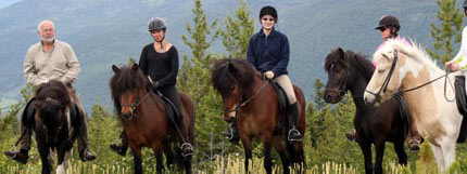 riding treks, horse trekking, horseback vacations
